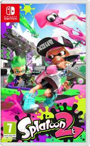 Gratis weekend splatoon 2 + gratis week nintendo switch online