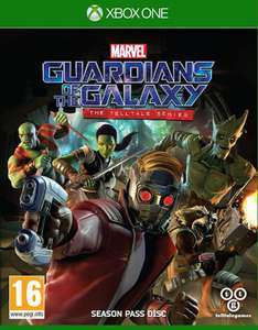 Guardians of the Galaxy: The Telltale Series (Xbox One) @ Nedgame