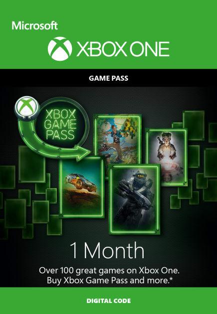1 maand Xbox Game Pass gratis (nieuwe klanten) @ Jeuxvideo