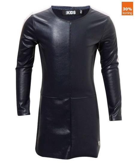 Meisjes kleuter Lederlook jurk van € 24,99 voor € 3,50 @ TerStal