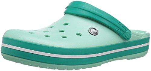 [Plus-product] Crocs mintgroen US maat 13/15 @Amazon.de