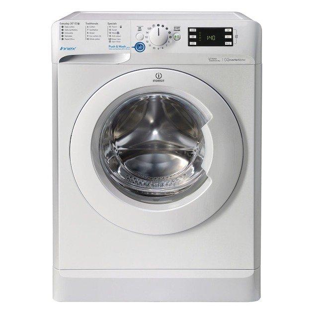 Indesit BWE 71452 W NL, A++, 1400 toeren, 7KG wasmachine @ Expert