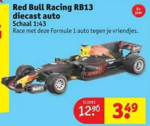 Red Bull Racing RB13 diecast auto 1:43