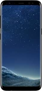 Samsung Galaxy S8 64GB Midnight Black @ Bol.com
