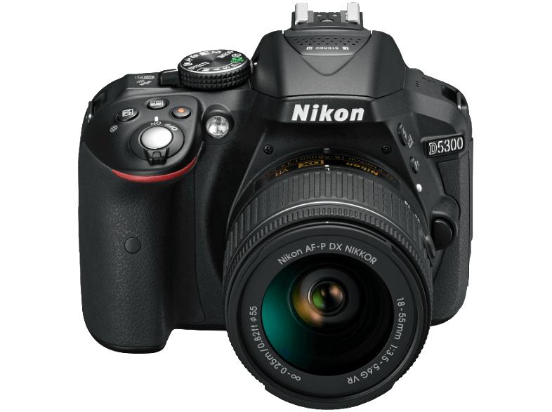 [Grensdeal] Nikon D5300 + 18-55mm VR @Mediamarkt.de