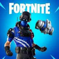 Gratis Fortnite - PlayStation Plus Carbon-pack