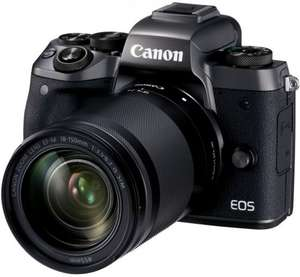 Canon EOS M5 + EF-M 18-150mm IS STM @ Bol.com