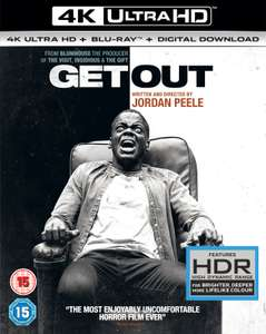 Get Out - 4K Ultra HD (Incl. Digital Download) (Blu-ray)