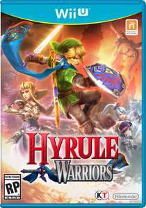 Hyrule Warriors (Wii U) game voor € 34,39 @ WOW HD