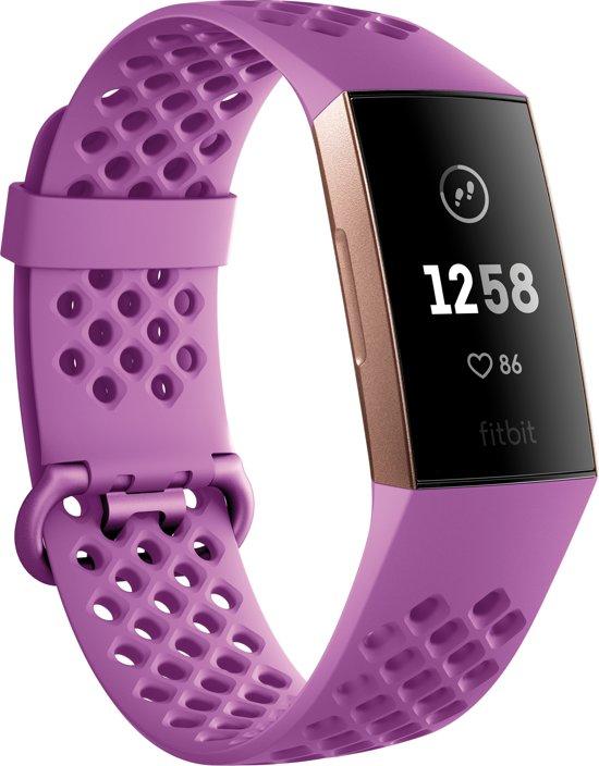 Fitbit Charge 3 bij Bol.com
