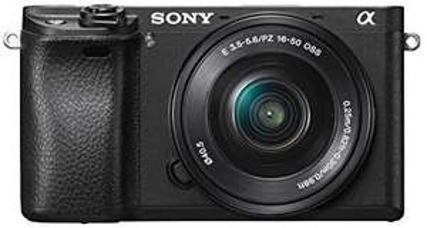 Sony A6300 + 16-50mm lens @Amazon.de