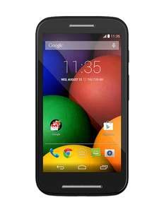 Motorola Moto E voor €73,25 @ Phone House