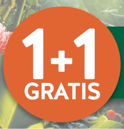 1+1 gratis op diverse merken (900+ artikelen) @ Holland & Barrett
