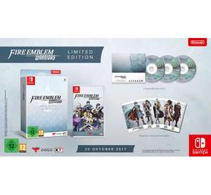 Fire Emblem: Warriors - Limited Edition (Switch) @ Coolblue