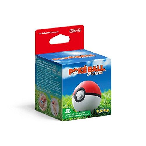 Pokemon: Let's Go PokeBall Plus Controller (Switch) @ Amazon.de