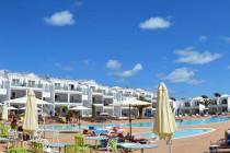 8 dagen Lanzarote in 3-sterren appartement voor €404,25 p.p. @ D-reizen