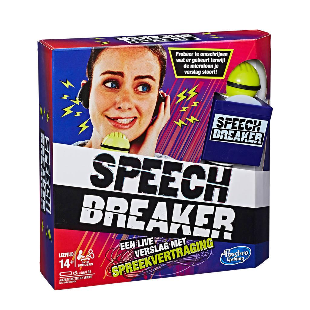 Hasbro Gaming Speech Breaker kaartspel -64% @ Wehkamp