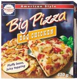 Big Pizza BBQ Chicken @nettorama