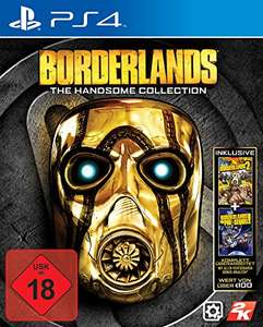 Borderlands: The Handsome Collection (PS4 disc) voor €8,10 @ Amazon.de (€9,99 @ PSN)