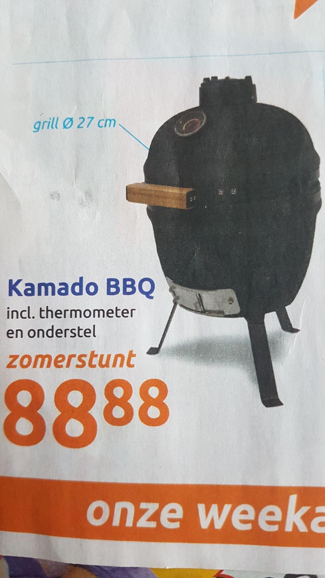 Kamado BBQ Action €88,88 vanaf 3-4
