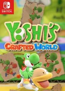 Yoshi's crafted world Nintendo Switch [digital code]