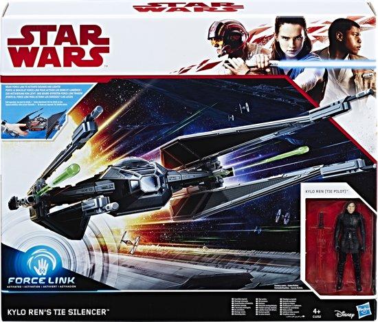 Star Wars Kylo Ren Tie Silencer € 9,99 @ Trekpleister