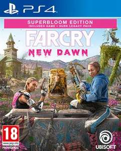 Far Cry New Dawn - Superbloom Edition (PS4/XB1) @ Game Mania