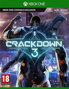 Crackdown 3 (Xbox One) @ Game Mania