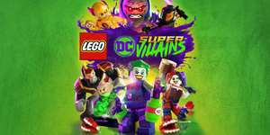 Lego DC Super Villains - Nintendo Switch (Downloadversie)
