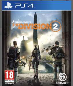 Ubisoft sale - o.a The Division 2 € 44