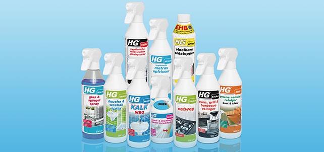 HG schoonmaakpakket voor €25 @scoupy