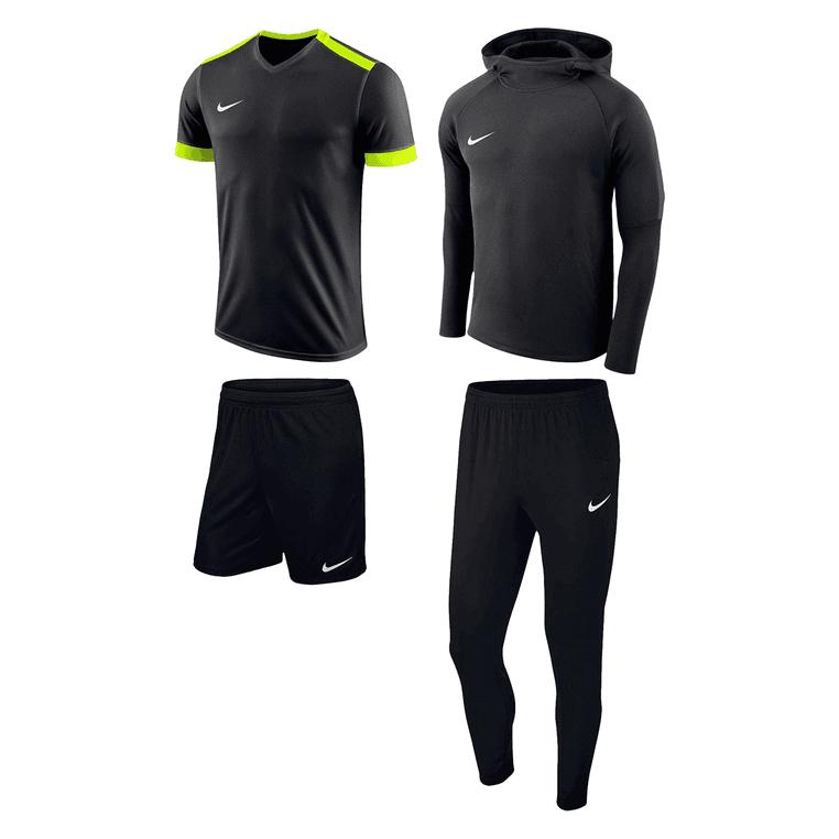 Nike trainingsset Premium 4-delig (5 kleuren) voor €69,95 @ Geomix-shop