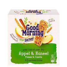 Good morning sultana 1+1 gratis @kruidvat
