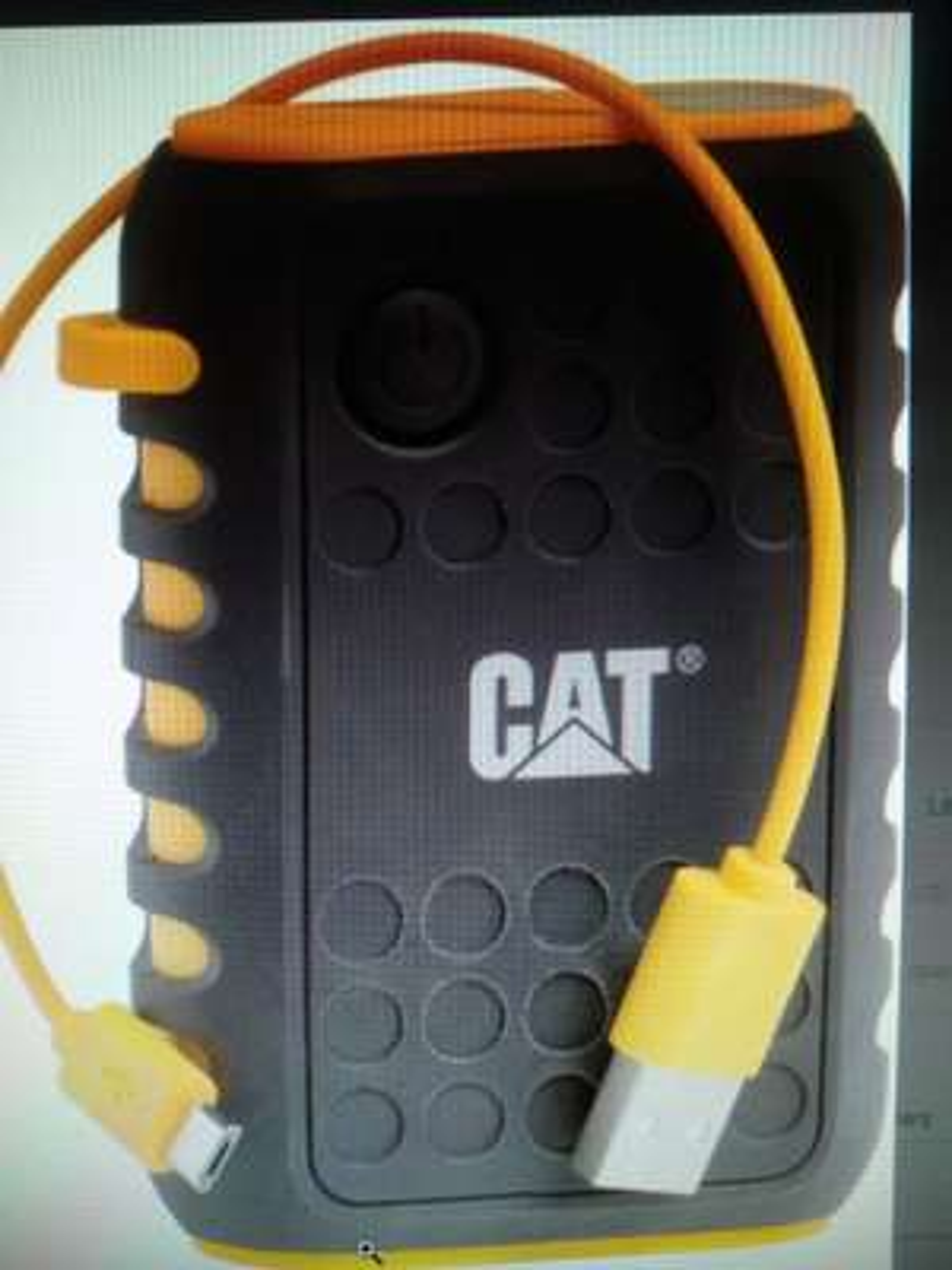 (Prijsfout) Cat Rugged powerbank 10.000mAh