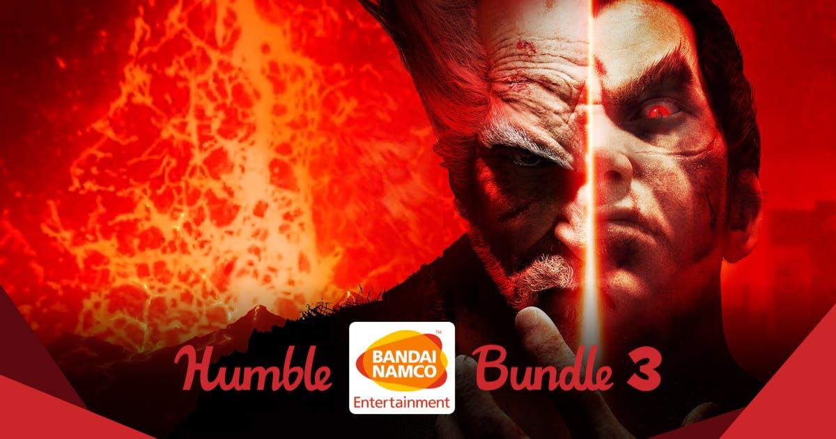 Bandai Namco Bundle 3 (Steam) vanaf €0,89 @ Humble Bundle
