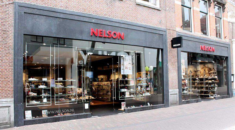 Op Woensdag 3 en 10 April na 12 uur 15% korting op kinderschoenen bij Nelson