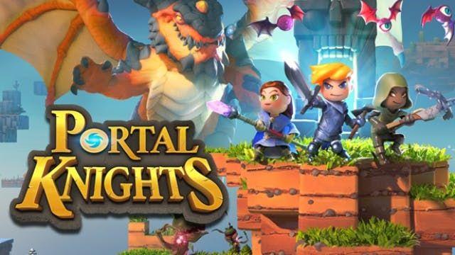 Portal Knights  48 uur deal