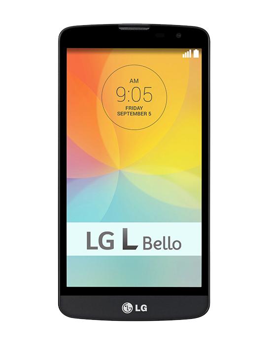 LG L Bello (L80+) zwart of wit voor €99 @ Phone House