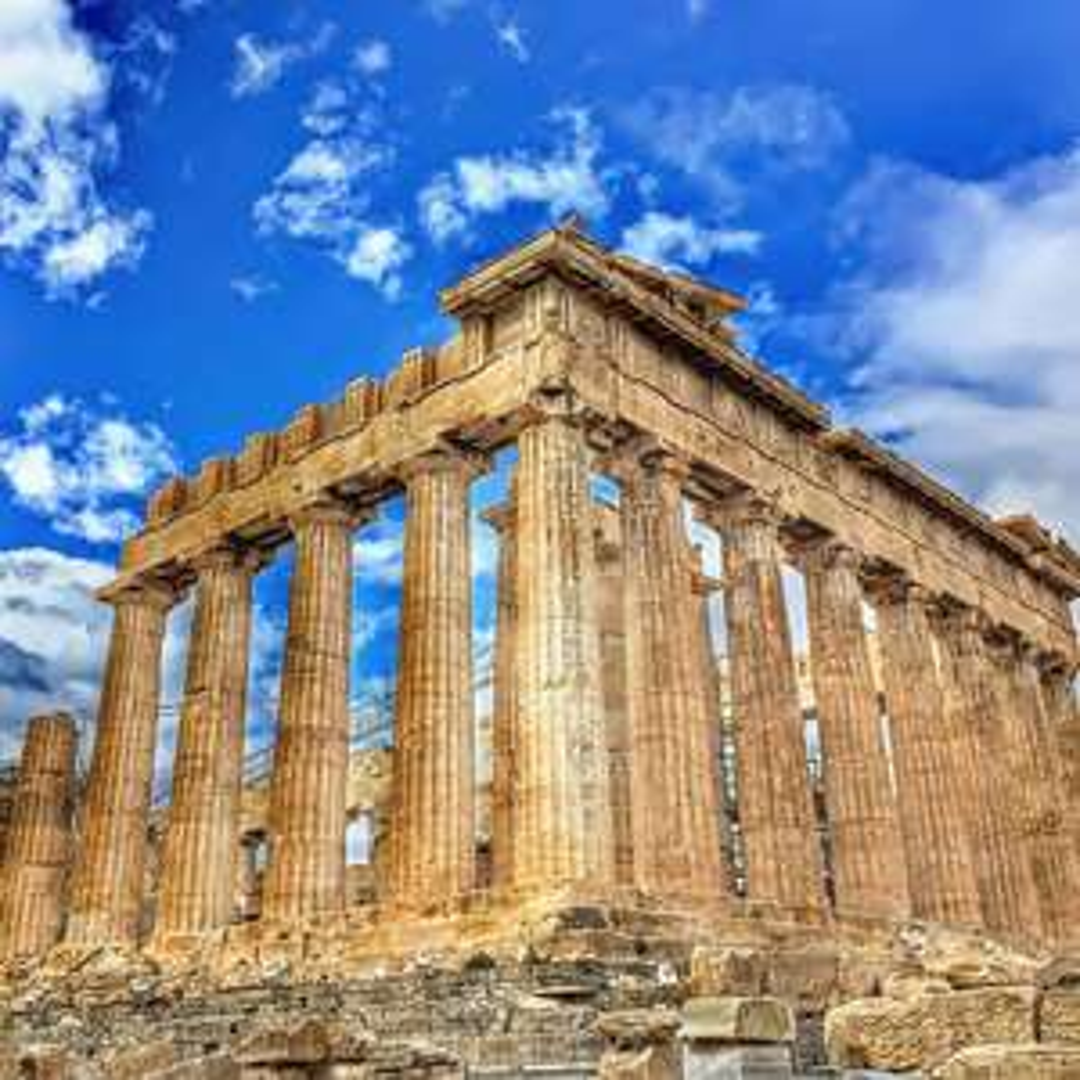 Vliegtickets: rondreis Sofia, Athene en Bratislava in mei voor €77 @ Ryanair