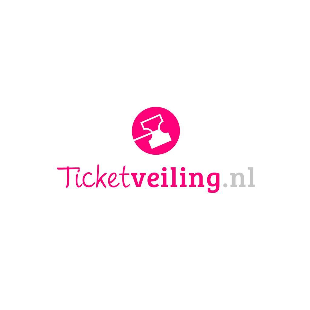 €5 korting bij ticketveiling bij inschrijven voor nieuwsbrief