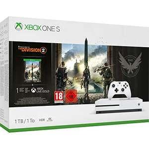 Xbox One S 1tb + The Division 2 + Elite controller + GoW 4 @Amazon.fr