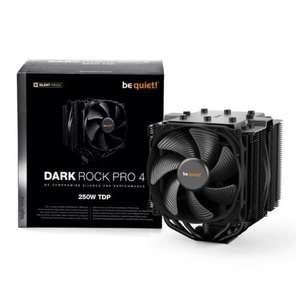 Be quiet: Dark Rock 4 Pro - CPU koeler - Prime aanbieding