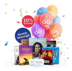 3 maanden gratis Premium @ BookSpot