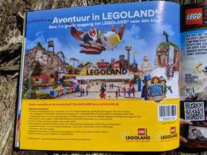 Bon: 1 x gratis toegang tot LEGOLAND voor één kind