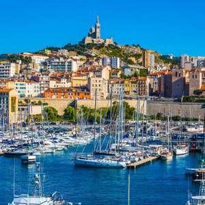 Vliegtickets: stedentrip Marseille, Genua en Barcelona incl. 3-daagse cruise voor €168 @ MSCCruise/Ryanair/Transavia