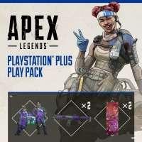 Apex Legends: PlayStation Plus Play Pack gratis @ PSN