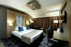 1 nacht, 6 juni Van der Valk Hotel Gilze-Tilburg €18,90 (2p.) / €13,95 (1p.) @ Weekendjeweg.nl