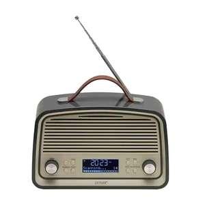 Denver DAB-38 DAB+ radio (39,99 met 500 punten) @Kruidvat