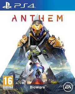 Anthem  (Xbox One/PS4) @ Game Mania
