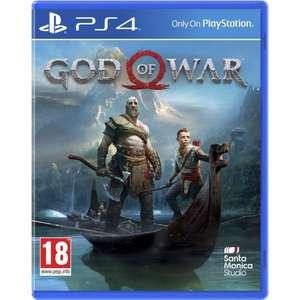 God of War (PS4) @ Media Markt/BCC